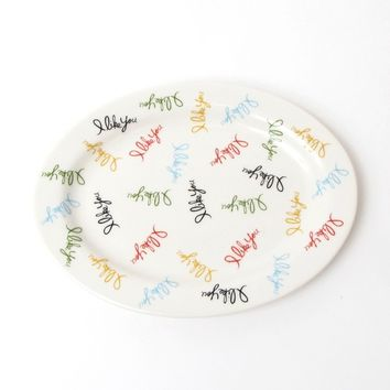 I Like You Ceramic Tray - New Arrivals