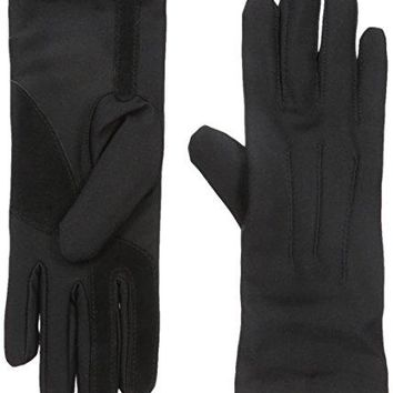 Isotoner Women's Stretch Classics Fleece Lined Gloves