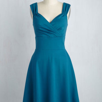 Love the Wine You're With A-Line Dress | Mod Retro Vintage Dresses | ModCloth.com