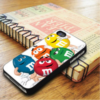 Character M&m Chocolate iPhone 5 | iPhone 5S Case