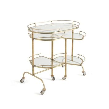 Bondurants Bar Cart