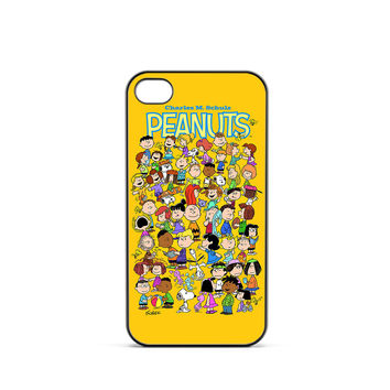 Peanuts Character iPhone 4 / 4s Case
