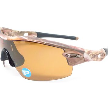 Oakley Radar Pitch OO9052-03 Woodland Camo Sunglasses