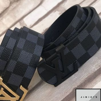 Louis Vuitton Belt, Lv Belt, Mens Belt, Leather Belt