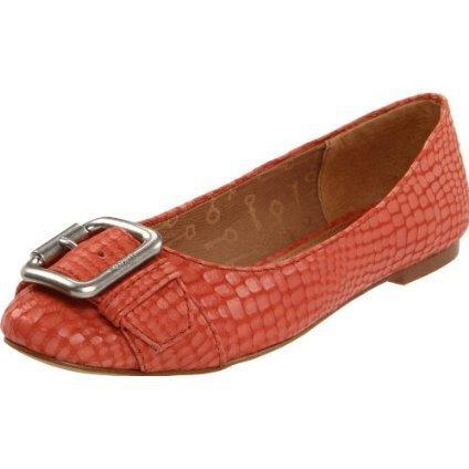 Fossil Women's Maddox Snake Flat Flat - designer shoes, handbags, jewelry, watches, and fashion accessories | endless.com