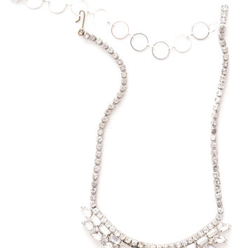 """Silver 5"""" Necklace Extender"""