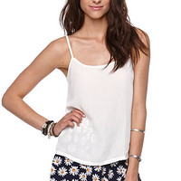 LA Hearts Cropped Strappy Cami at PacSun.com