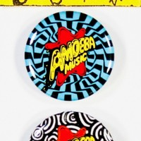 Amoeba Pin Pack - Amoeba Music