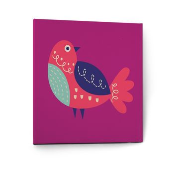 Cute Animals Pictures Series Canvas Wall Art Decal Painting Prints Decor Bird2