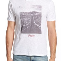 Men's Lucky Brand 'Indian Motorcycles Road' Graphic T-Shirt,