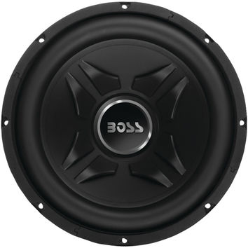 """BOSS AUDIO Chaos EXXTREME Series Single Voice Coil Subwoofer (12"""" 1,000 Watts) C"""