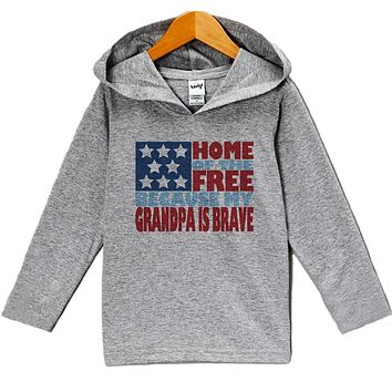 Custom Party Shop Baby Kids 4th of July Hoodie Pullover