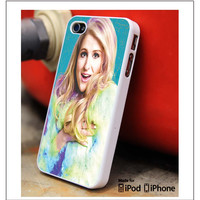 Meghan Trainor Smile iPhone 4s iPhone 5 iPhone 5s iPhone 6 case, Galaxy S3 Galaxy S4 Galaxy S5 Note 3 Note 4 case, iPod 4 5 Case