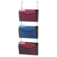 Rolodex 3-Pack Wire Mesh Wall Files