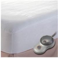 Sunbeam Heated Mattress Pad, Queen