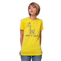 Master of Disguise Giraffe American Apparel by rainbowswirlz