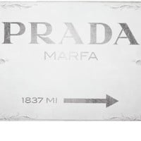 Prada Marfa | Canvas | Art by Type | Art | Z Gallerie
