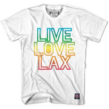 Live Love Lax T-shirt