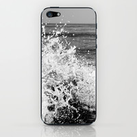 wave iPhone & iPod Skin by Marianna Tankelevich | Society6