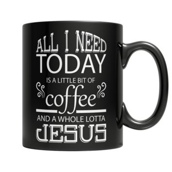 Whole Lotta Jesus - Free Just Pay Shipping Limited Time Offer