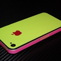 iPhone 4 Pop Art Skin Wrap Guard | Skinstronic - Techcraft on ArtFire
