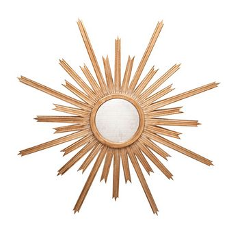 Worlds Away Starlata Starburst Mirror