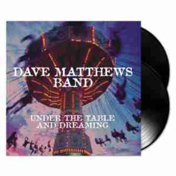 Dave Matthews Band - Under the Table and Dreaming LP