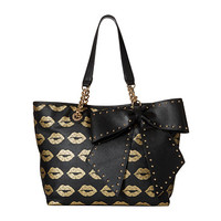 Betsey Johnson Bowlette Tote