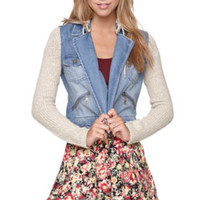 Billabong Rev Up Denim Jacket at PacSun.com
