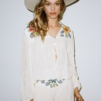 Lantana Flower Alaina Top
