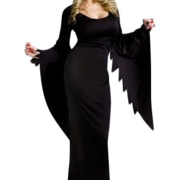 Women's Hooded Gown Adult Costume