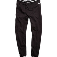 Jersey Sweatpant In Black