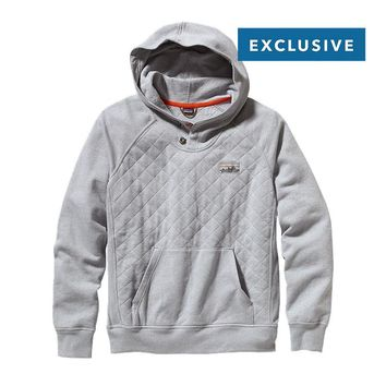 Patagonia Men's Reclaimed Cotton Hoody