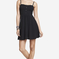 CAMI SUNDRESS - BLACK from EXPRESS