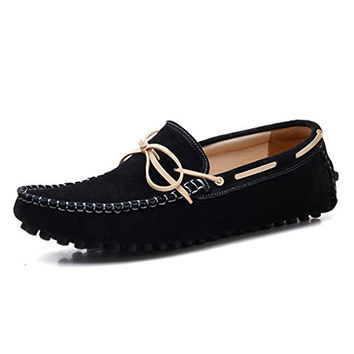 Mens Moccasins Flats Shoes