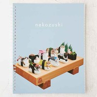 Sushi Cat Notebook
