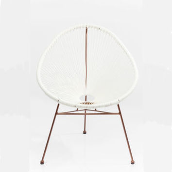 Acapulco String Metallic Chair