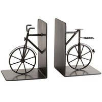 Bicycle Bookend Set