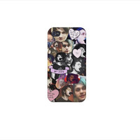 Michael Clifford collage iPhone 4/4s/5 & iPod by harrysfirstwife