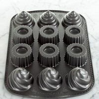 Nordicware Cupcake Pan, Cream Filled Cupcakes - Bakeware - Kitchen - Macy's
