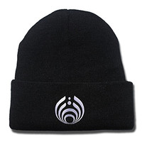 Bassnectar Logo Beanie Fashion Unisex Embroidery Beanies Skullies Knitted Hats Skull Caps