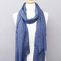 Super Soft Cotton Scarf