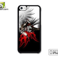 Assassins Creed Edward Kenway Devil Wings iPhone 5c Case Cover by Avallen