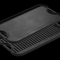 Reversible Pro Grid Iron Griddle
