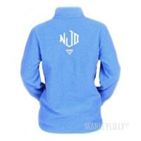 Columbia Monogrammed Pullover | Marleylilly