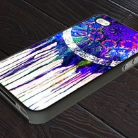 Dream Catcher Colorful Painting - Print On Hard Cover For iPhone 5