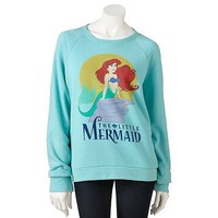 Mighty Fine Disney The Little Mermaid Sweatshirt - Juniors