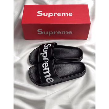 Supreme Casual Fashion Women Sandal Slipper Shoes