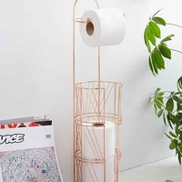 Copper Toilet Paper Holder- Copper One