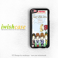 One Direction Art iPod Touch 4 Case iPod Touch 5 Case